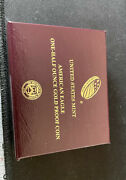 2021 American Eagle One-half Ounce Gold Proof Coin With Coa M1