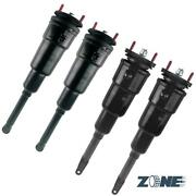 1set Air Suspension Shocks Struts For Lexus Ls460 Only For 2wd Front And Rear Pair