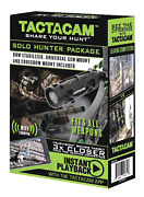 Tactacam Solo Hunter Package - Includes 3 Mounts - For Your Bow Gun Or Scope