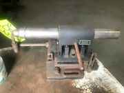 Weldon End Mill Sharpening Grinder Fixture Used