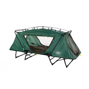1 Person Compact Pop Up Cot Tent Waterproof Folding Hiking Sleeping Bed Outdoor