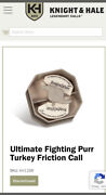 Knight And Haleultimate Fighting Purr Push Pull Turkey Call System Discontinued