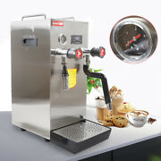 Commercial Multi-purpose Milk Frother 8l Full-automatic Steam Ac110v Machine