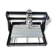 Cnc 3018pro Diy Router Laser Engraving Machine 2-in-1 Pcb Wood Carver And Grbl New
