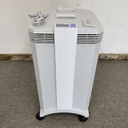Iq Healthpro Plus Swiss Made Air Purifier W/ Power Cord And Remote New Filters