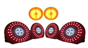 Digi-tails Led Tail Light Panel And Rs Marker Light Set 1970-1973 Chevy Camaro