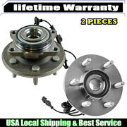 Pair 2 Rear Wheel Hub Bearing Assembly For Ford Expedition Lincoln Navigator