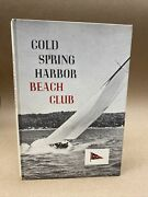 Antique Long Island Book Town History Cold Spring Harbor Beach Club Ny 1964