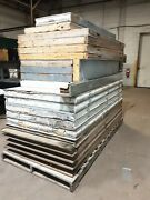 Lot Of 22 Insulated Panels For 96and92h Commercial Walk In Cooler Or Freezer