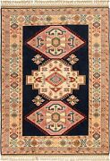 Hand-knotted Turkish Carpet 7and0393 X 9and03910 Antique Shiravan Traditional Wool Rug