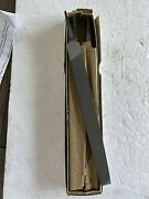 11 Nicholson 8 Flat Mill Smooth Files Unused New Old Stock Free Shipping