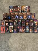 Lot Of 31 Buffy The Vampire Slayer Paperback Books Ex-library
