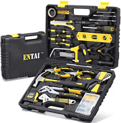 218-piece Tool Kit For Home General Household Hand Tool Set Carrying Tool Box