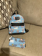 Disney Parks Dumbo Loungefly And Pouch