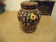 Dd Pottery Vase Pot Signed 6 Tall See Pictures