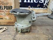 Nors Fuel Pump 3443 1961 Oldsmobile 88 98 All Models New Old Stock Olds Usa Made