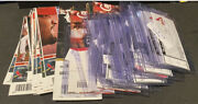 98 Albert Pujols Home Run Full Tickets And Stubs 2001-2010 61 Different Dates