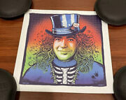 Captain Trips Blotter Print By Zoltron Jerry Garcia Bicycle Day 2021