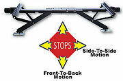 Ultra-fab Products 39-941707 Power Twin Ii Trailer Stabilizer Jack Stand Trailer