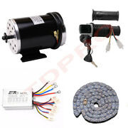 48v 1000w Brush Motor Speed Controller Kit For Electric Bicycle Atv Scooter Quad