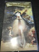 The Lord Of The Rings 1978 Ralph Bakshi Animated / Cartoon Film Vhs