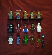 Lego Monster Fighters Minifigures Lot