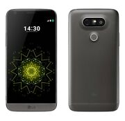 New Titan Gray Verizon Gsm Unlocked 32gb Lg G5 Vs987 Smart Phone Jt75
