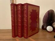 Indian Tribes Of North America Mckenney And Hall Easton Press 3 Vol