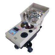 Automatic Coin Counter Coin Sorter Coin Counting Digital Machine
