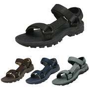 Mens Athletic Sandals Arch Support Summer Sports Sandals Size Us 6.5-13