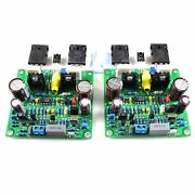 1pair E210 Power Amplifier Board Updated Accuphase Mosfet 50w-150w 8Ω