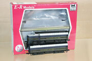 E-r Models 81359 Dcc Ready N Gauge Baltimore And Ohio Rf-16 A And B Locomotive Set