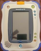 Vtech Innotab 2 Learning Tablet With Game Tested And Working With 4 Games