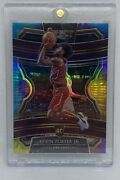 Kevin Porter Jr [1/1 Jersey Number] 3/25 Select Silver Prizm Tiedye Rc Future As