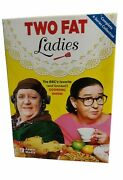Two Fat Ladies Dvd Set 4 Seasons Bbc Tv British Cooking And Motorcycle