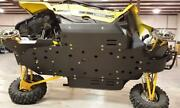 Yamaha Yxz 1000r Full Skids Including A-arms With Integrated Sliders 2016+