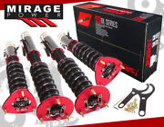 Jdm Sport For 05-2007 Sti Gdf 32-way Adjustable Suspensions Dampers Coilovers
