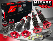 Jdm Sport 99-05 E46 3-series Adjustable Dampers Coilovers Suspensions System