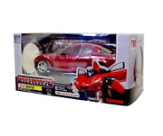 New Transformers Takara Binaltech Meister Rx-7 Red 124 Scale Action Figure