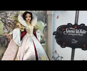 Snow White Limited Edition Doll Puppe 17andrsquo Saks Fifth Avenue Disney Le 1000
