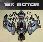 Black With Red Decal Fairing Kit For 2004 2005 Cbr1000rr Cbr1000 1