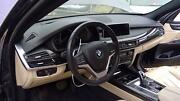 2014-18 Bmw X5 Bare Dashboard Panel Beige And Black W/ Head Up Opt Oem 51459298600