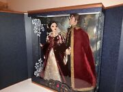 Disney Store Snow White And Doll Set 17and039and039 Limited Edition Platinum Le 650