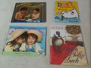 Picture Books Lot 4 Hc Dogand039s Colorful Day John Philip Duck Big Sister