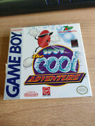 Spot The Cool Adventure Nintendo Game Boy 1992 Incredible Sealed W/ Hangtag