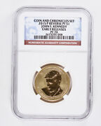2015 P Kennedy Reverse Proof Presidential Dollar Ngc Pf70 Early Releases 1