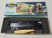 Athearn 4750 Gp60 Undecorated Diesel Locomotive Kit With Brake Lever Oss