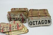 Large Vtg Lot 100and039s Of Octagon Soap Premium Coupons Soap Cleanser Cut Outs