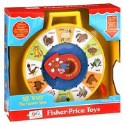 New Fisher Price See 'n Say The Farmer Says Nib Free Shipping