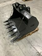 New 36 Excavator Bucket For A Case Cx55